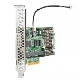 HPE Controlador SAS Smart Array P440 4 GB, FBWC, 12 Gbits, 1 Puerto Interno PCI Express x8
