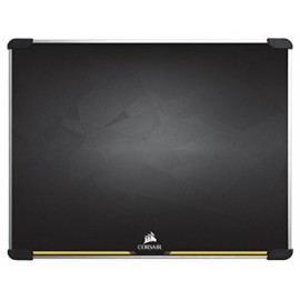 Mousepad Gamer Corsair MM600 de Doble Cara, 35.2x27.2cm, Grosor 5mm, Negro