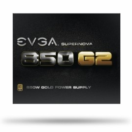 Fuente de Poder EVGA SuperNOVA 850 G2 80 PLUS Gold, ATX, 140mm, 850W