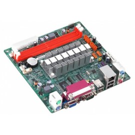 Tarjeta Madre ECS mini ITX TIGT-I (V1.0), S-437, Intel NM10, 4GB DDR2, para Intel