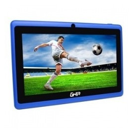 Tablet Ghia Any Quattro BT 7'', 8GB, 1024 x 600 Pixeles, Android 5.1, Bluetooth 4.0, Azul