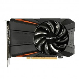 Tarjeta de Video Gigabyte NVIDIA GeForce GTX 1050, 2GB 128-bit GDDR5, PCI Express x16 3.0