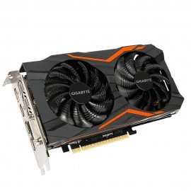 Tarjeta de Video Gigabyte NVIDIA GeForce GTX 1050 Ti Gaming, 4GB 128-bit GDDR5, PCI Express x16 3.0