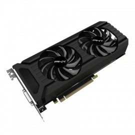 Tarjeta de Video PNY NVIDIA GeForce GTX 1060, 6GB 192-bit GDDR5, PCI Express 3.0 x16