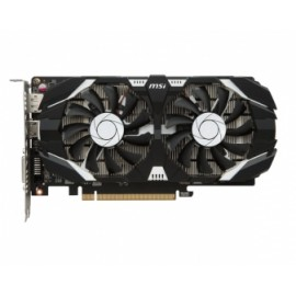 Tarjeta de Video MSI NVIDIA GeForce GTX 1050 Ti OC, 4GB 128-bit GDDR5, PCI Express x16 3.0