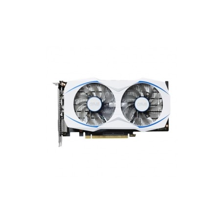 Tarjeta de Video Asus NVIDIA GeForce GTX 1050 Ti OC, 4GB 128-bit GDDR5, PCI Express 3.0