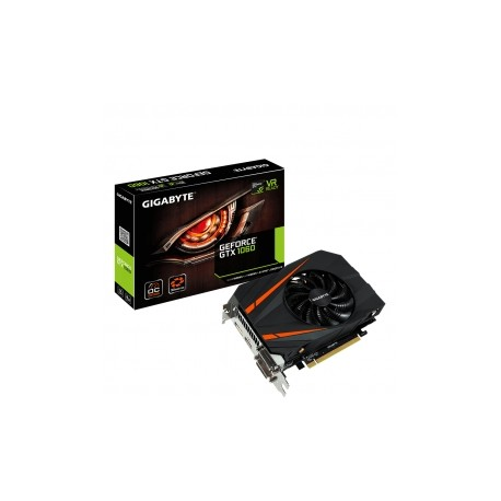 Tarjeta de Video Gigabyte NVIDIA GeForce GTX 1060 Mini ITX OC, 3GB 192-bit GDDR5, PCI Express x16 3.0