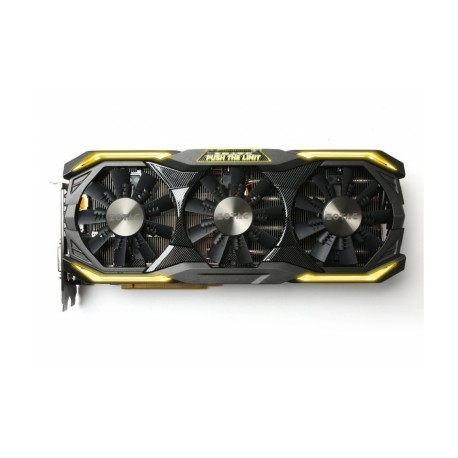 Tarjeta de Video Zotac NVIDIA GeForce GTX 1080 AMP Extreme, 8GB 256-bit GDDR5X, PCI Express 3.0