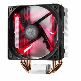 Disipador CPU Cooler Master Hyper 212 LED, 120mm, 600-1600RPM