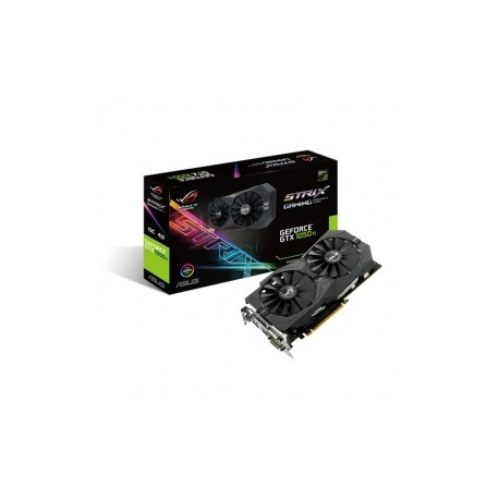 Tarjeta de Video Asus NVIDIA GeForce GTX 1050 Ti STRIX Gaming, 4GB 128-bit GDDR5, PCI Express 3.0