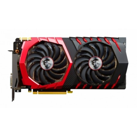 Tarjeta de Video MSI NVIDIA GeForce GTX 1080 GAMING, 8GB 256-bit GDDR5X, PCI Express x16 3.0