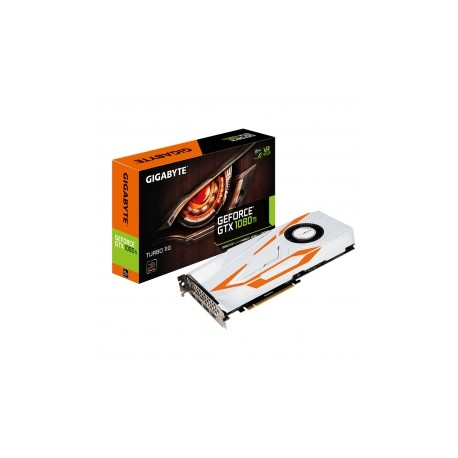 Tarjeta de Video Gigabyte NVIDIA GeForce GTX 1080 Ti, 11GB 352-bit GDRR5, PCI Express x16 3.0
