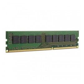 Memoria RAM HPE DDR3, 1600MHz, 2GB, CL11, Unbuffered, Single Rank x, para ProLiant DL380p Gen8