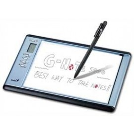 Tableta Gráfica Genius G-NOTE 5000, 150 x 210 mm, Alámbrico, USB, Azul