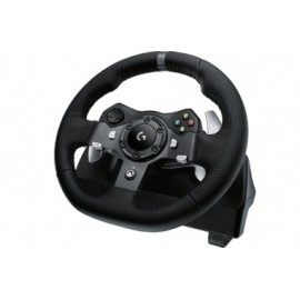 Logitech Volante G920 Racing Wheel, Alámbrico, USB 2.0, para PC Xbox One