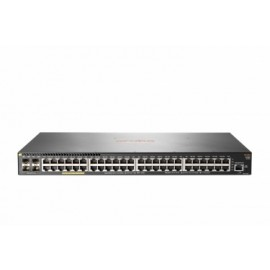 Switch HPE Gigabit Ethernet Aruba 2930F 48G PoE 4SFP, 48 Puertos