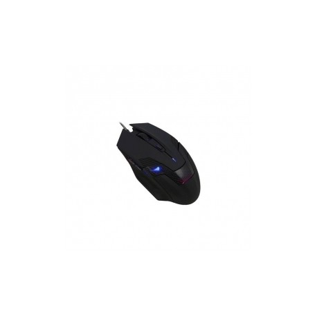 Mouse Gamer Eagle Warrior Óptico G15, Alámbrico, USB, 2400DPI, Negro