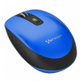 Mouse Vorago Óptico MO-303, Inalámbrico, USB, 1000DPI