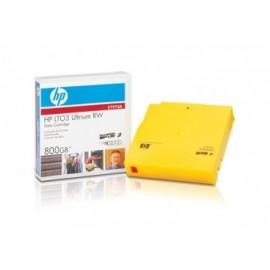 HP Soporte de Datos LTO-3 Ultrium RW, 800GB, 680 Metros