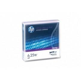 HP Soporte de Datos LTO-6 Ultrium, 6.25TB, 846 Metros