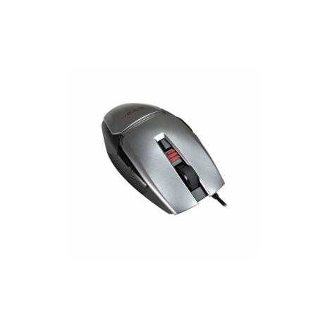Mouse Gamer EVGA Óptico TORQ X3, Álambrico, USB, 4000DPI