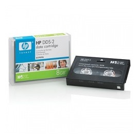 HP Cartucho de Datos DAT DDS-2, 4-8GB, 120 Metros