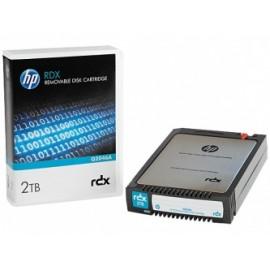 HP Cartucho de Disco Extraíble RDX, 2TB-4TB