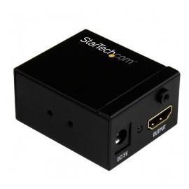 StarTech.com Amplificador de Señal HDMI, 1920 x 1080 Pixeles, hasta 35 Metros