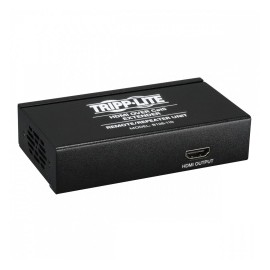 Tripp Lite Divisor HDMI - Cat5/6 RJ-45, 1920 x 1080 Pixeles, Negro
