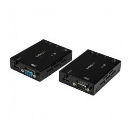 StarTech.com Extensor HDMI 4K por Cable Ethernet CAT5, Serial RS232, DB9, HDBaseT