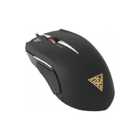 Mouse Gamer Gamdias Láser Erebos, USB, 8200DPI, Negro