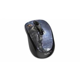 Mouse Microsoft Wireless Mobile BlueTrack 3500 Halo Edición Limitada
