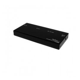 StarTech.com Divisor Bifurcador HDMI de 2 Puertos con Audio