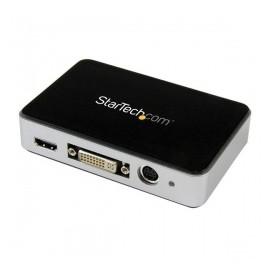 StarTech.com Capturadora de Video USB 3.0 - HDMI, DVI, VGA y Video por Componentes