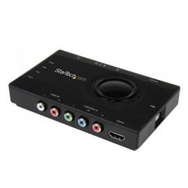 StarTech.com Capturadora Autónoma de Video USB 2.0 - HDMI o Video por Componentes