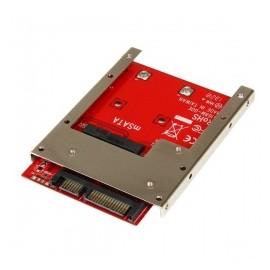 StarTech.com Adaptador Convertidor de SSD mSATA - SATA de 2.5