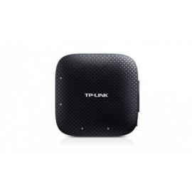 TP-LINK Hub Portátil USB 3.0, 4 Puertos, 5000 Mbits, Negro