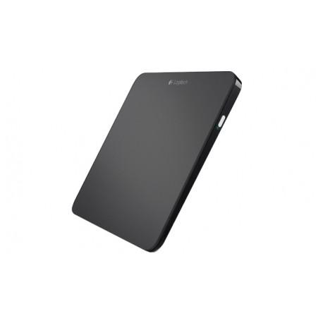 Logitech Touchpad Recargable T650, Inalámbrico, USB, Negro