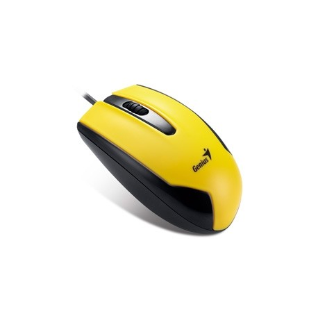 Mouse Genius Óptico DX-100, Alámbrico, USB, 1200DPI