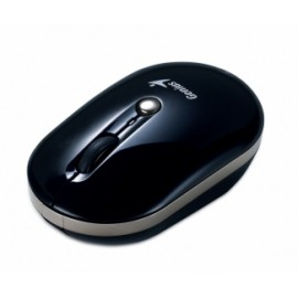 Mouse Genius Óptico BlueEye NX-ECO, Inaámbrico, USB, 1600DPI, Negro