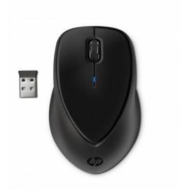 Mouse HP Óptico de Sujeción Cómoda H2L63AA, Inalámbrico, USB, Negro