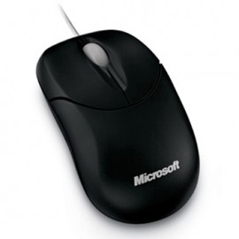 Mouse Microsoft Óptico U81-00010, USB 2.0, Negro