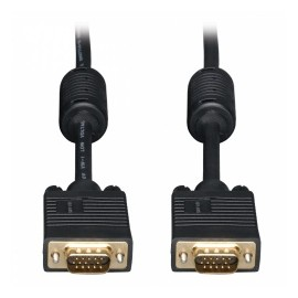 Tripp Lite Cable VGA Coaxial para Monitor, VGA (D-Sub) Macho - VGA (D-Sub) Macho, 6.1 Metros, Negro