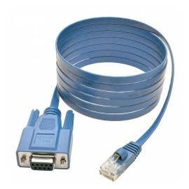 Tripp Lite Cable Serial DB9 Hembra - RJ-45 Macho, 1.83 Metros, Azul