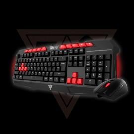 Kit Gamer de Teclado y Mouse Gamdias Ares V2 Essential Combo Incluye Ares II