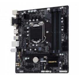 Tarjeta Madre Gigabyte ATX GA-B250M-DS3H, S-1151, Intel B250, HDMI, USB 3.0, 64GB DDR4 para Intel