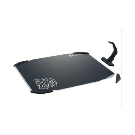 Mousepad Gamer Thermaltake DRACONEM, 36x30cm, Grosor 5mm, Negro