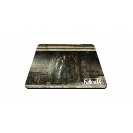 Mousepad Gamer SteelSeries QCK  Fallout 4 Garage, Multicolor
