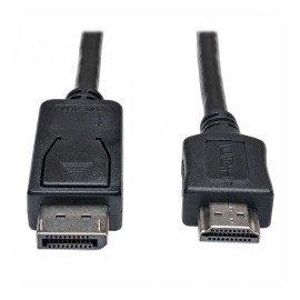 Tripp Lite Cable DisplayPort Macho - HDMI Macho, 1.83 Metros, Negro