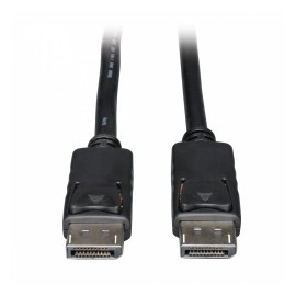Tripp Lite Cable DisplayPort Macho - DisplayPort Macho, 3.05 Metros, Negro